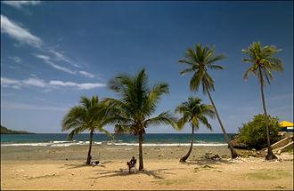 Siboney, Cuba - Siboney beach