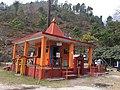 Side View Of Bishnupaduka Temple.jpg