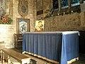 Side altar at the parish church - geograph.org.uk - 643054.jpg