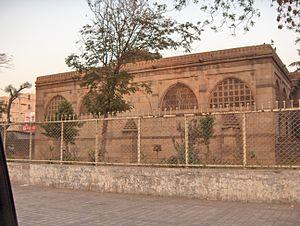 1573 in India - Image: Sidi Saiyyed Jaali Ahmedabad