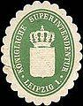 Siegelmarke Königliche Superintendentur - Leipzig I. W0220207.jpg