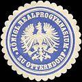 Siegelmarke Königliches Realprogymnasium zu Otterndorf W0212623.jpg