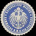 Siegelmarke K. Marine S.M.S. von der Tann W0337660.jpg