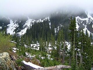 Sierra Madre del Sur mountain range