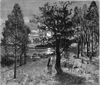 Helgi Hundingsbane - Sigrun waiting by Helgi's barrow