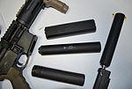Silencerco Osprey 9, SWR Octane 45, and Silencerco Saker 5.56.JPG