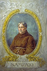Retrato do Frei Francisco de Santa Teresa Sampaio