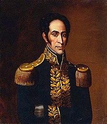 Simón Bolívar Wikipedia La Enciclopedia Libre