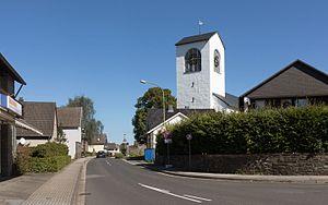 Simmerath - Image: Simmerath, die Pfarrkirche Dm 26 foto 3 2016 09 09 13.05
