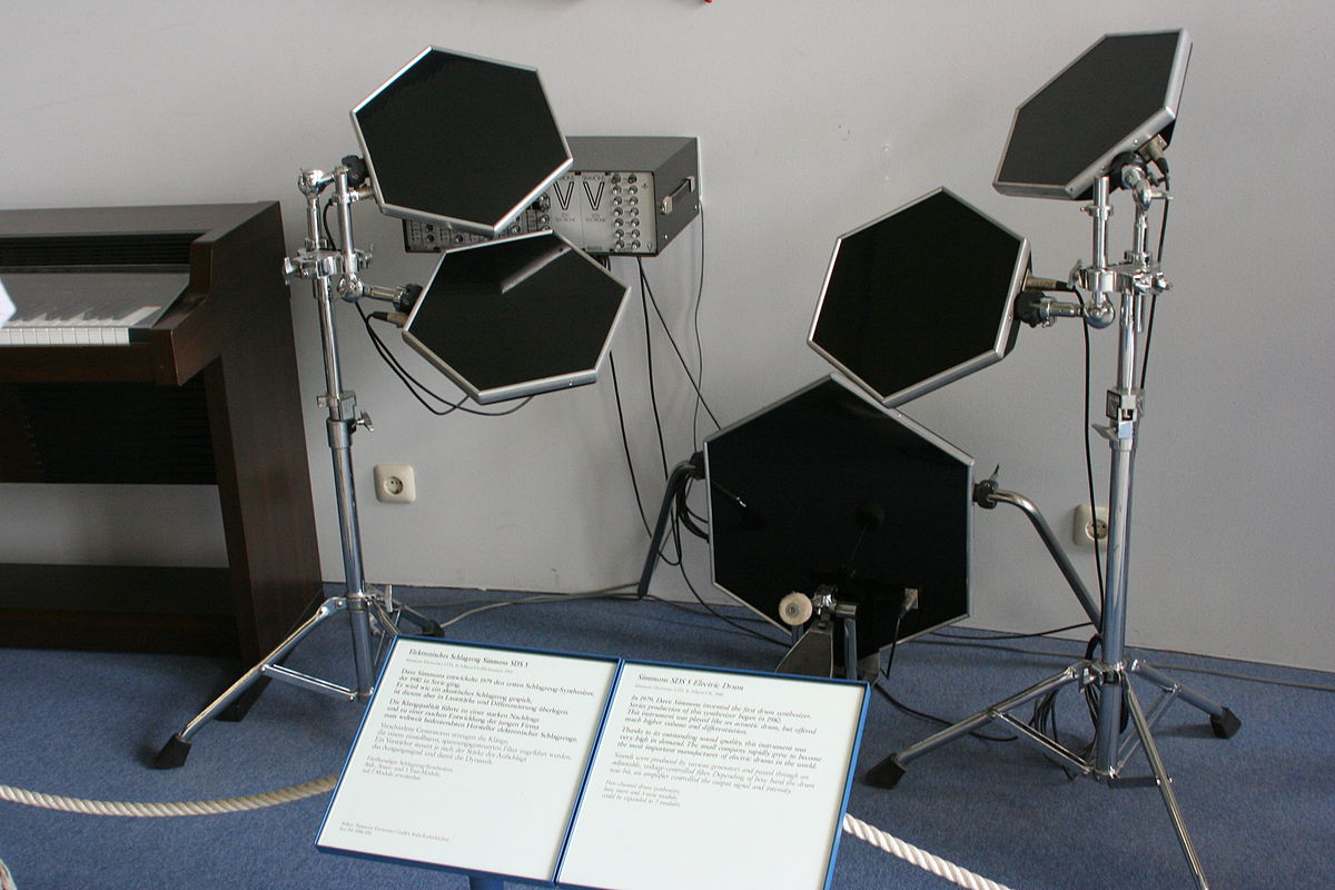 Simmons (electronic drum company) - Wikipedia