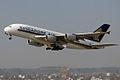Singapore Airlines, 9V-SKT, Airbus A380-861 (16269674180).jpg