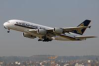 9V-SKT - A388 - Singapore Airlines