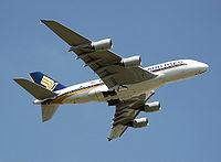 9V-SKF - A388 - Singapore Airlines