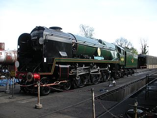 SR West Country and Battle of Britain classes - Wikipedia