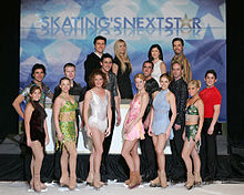 Skating's Next Star Judges and Skaters.jpg