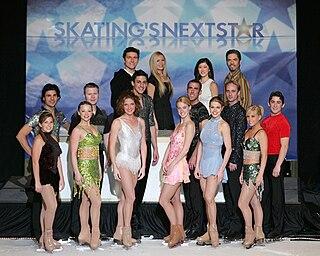 <i>Skatings Next Star</i> television series