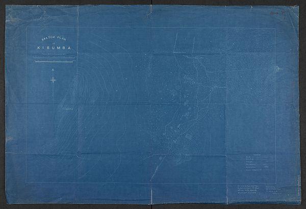 600px sketch plan of kibumba. %28womat afr bea 207 2%29