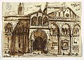 Sketchbook Folio, The Facade of Modena Cath (CH 18123905).jpg