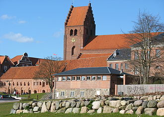 Architecture of Denmark - St. Peter's Church, Næstved (1375)