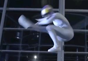 Freestyle skydiving - Image: Skydancing bodyflying