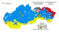 Slovakia 1910 Language.png