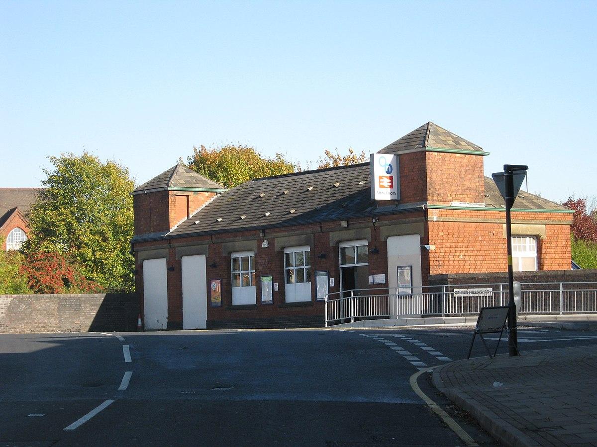 small heath railway station