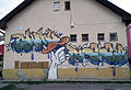 Smizany, graffiti na ulicy Komenskeho.jpg