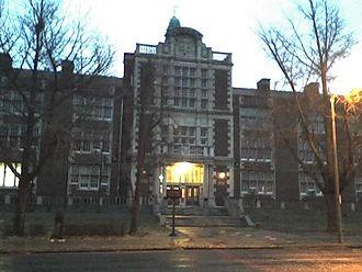 Academy, St. Louis - Soldan High School