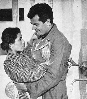 <i>Empty Eyes</i> (1953 film) 1953 film by Antonio Pietrangeli