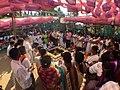 Somvati yag at Veerabhadra Devasthan Vadhav in presence of Balyogi Om Shakti Maharaj. 32.jpg