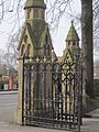 Southern Cemetery, Manchester gates 8655437111.jpg