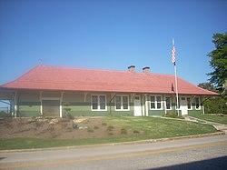 Southern Railway Passenger Station