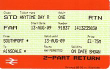 Do you need to be an adult to buy a train ticket? ?