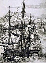 The galleon became synonymous with the riches of the Spanish Empire.