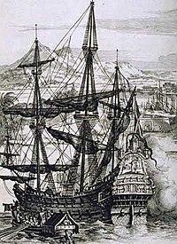 Spanish Galleon
