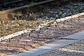 Sparrows, Pen-y-ffordd railway station (geograph 4032610).jpg