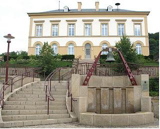 Former commune in Diekirch, Luxembourg