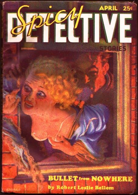 Spicy Detective Stories April 1935