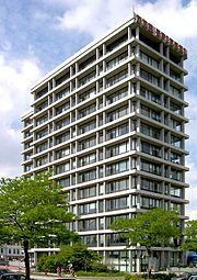 Oficinas de Der Spiegel, en Hamburgo