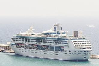 Marella Discovery - Image: Splendour of the Seas (Split, HR, 2011 07 14)
