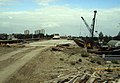 Spoorwerken in Diemen 1990 1.jpg