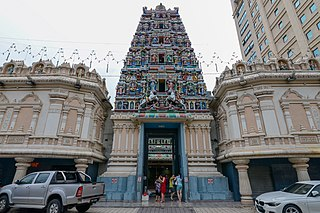 Sri Mahamariamman Temple, Kuala Lumpur Hindu temple in Kuala Lumpur