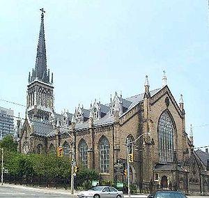 Michael Power (bishop) - St. Michaels, Toronto