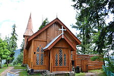 St.Matthew Church, Nathiagali.JPG