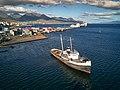 St. Christopher, abandoned ship in Ushuaia (25825130527).jpg