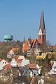 St. Jürgen-Kirche Wasserturm.jpg