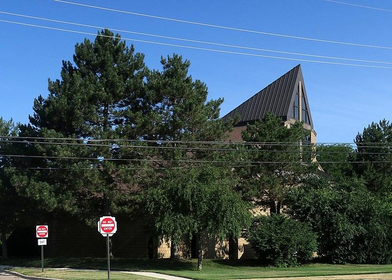 File St Kenneth Catholic Church Plymouth Michigan
