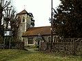 St. Margaret's church, Wicken Bonhunt, Essex - geograph.org.uk - 141801.jpg