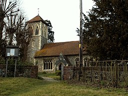 St. Margaret's church, Wicken Bonhunt, Essex - geograph.org.uk - 141801.jpg