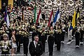St. Patrick's Day Parade (2013) In Dublin - Purdue University All-American Marching Band, Indiana, USA (8566533950).jpg